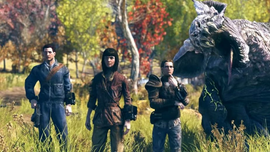 Players Can Change Their Appearance in Fallout 76 Whenever