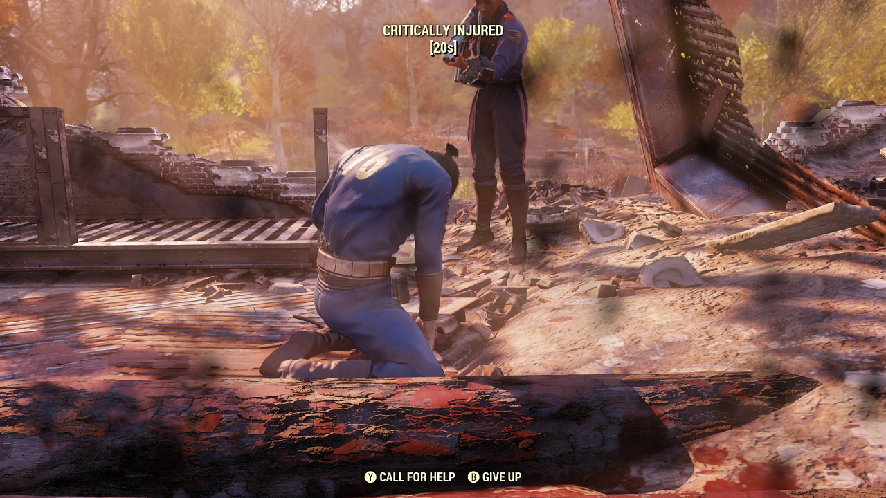 Changes to Death and Respawning in Fallout 76