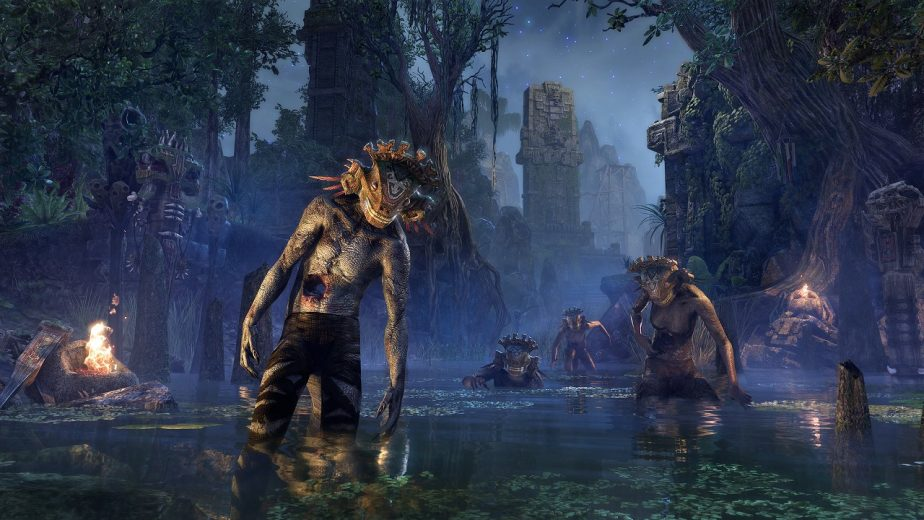 The Murkmire DLC Launches Today for PC