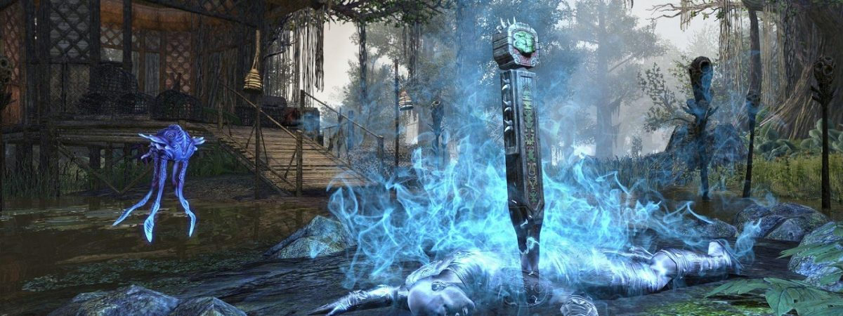 The Murkmire DLC Will Launch on Consoles in Early November