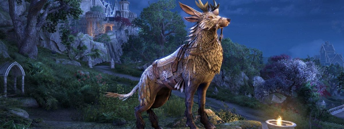 The Nascent Indrik Mount Requires Players to Take Part in 4 Events