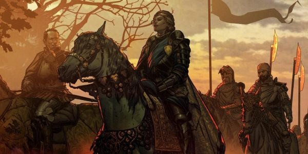 The Thronebreaker Live Stream Will be the First Time CD Projekt Red Shows Off Gameplay