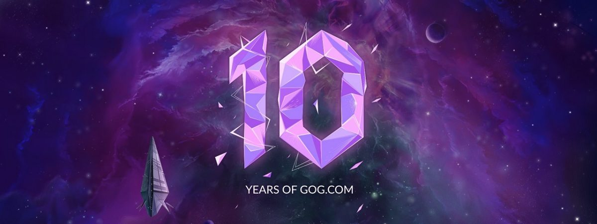 The Witcher Sale Discounts Are Part of GOG's 10 Year Anniversary Sale