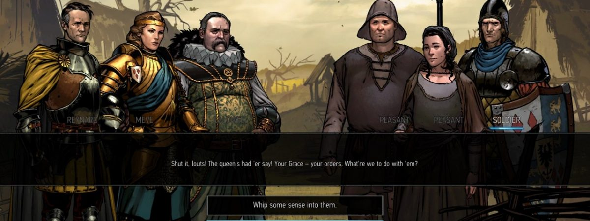 Thronebreaker Features 5 World Maps and 20 Different Endings