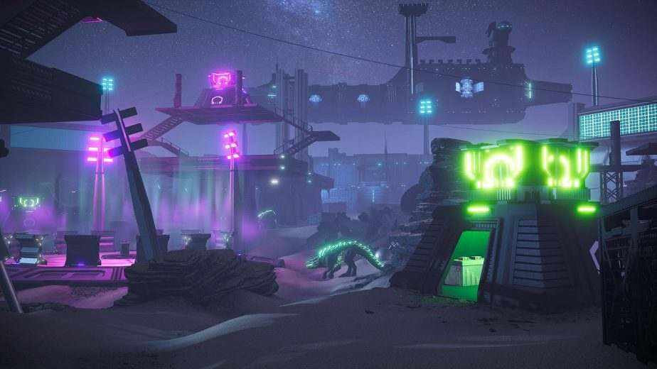 Ubisoft Adds New Far Cry 3 Blood Dragon Assets to Arcade Mode