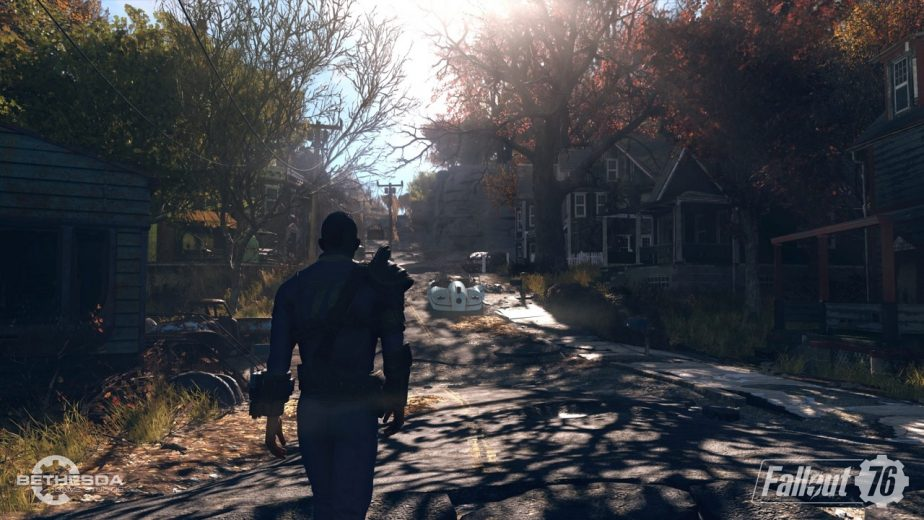 Very Little Fallout 76 Gameplay Has Actually Been Shown by Bethesda