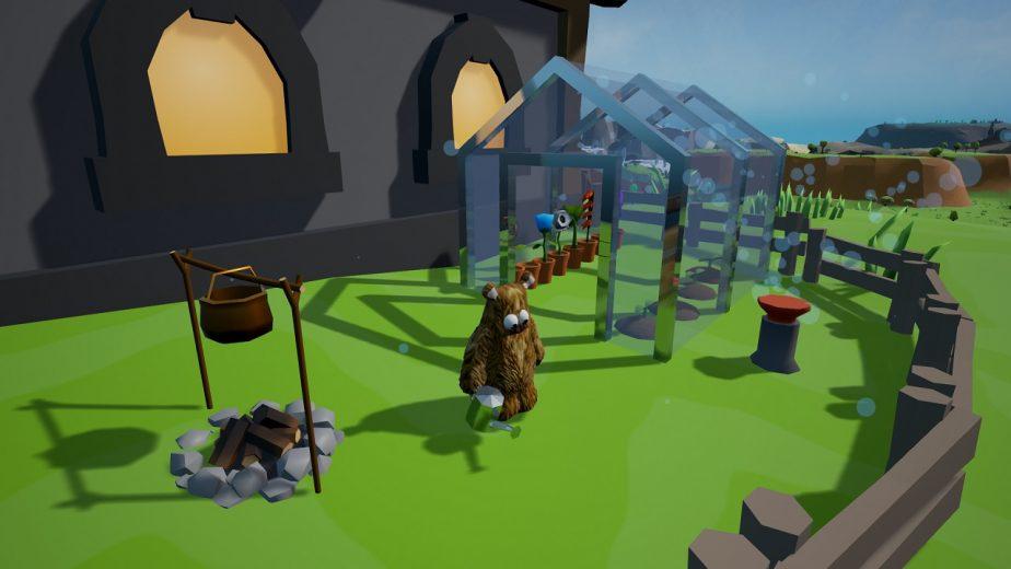 Wrongworld is the Work of Jamie Coles of Sludj Games