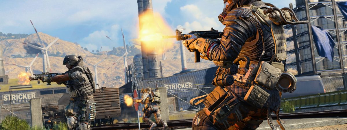 What Does Split-Screen Co-op Mean For Call of Duty: Black