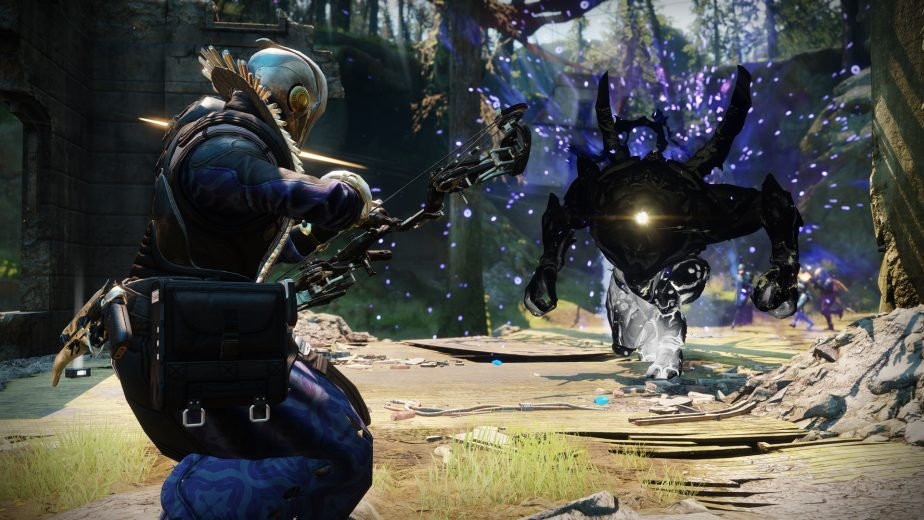 Destiny 2's Black Armor DLC could include new Exotic weapons.