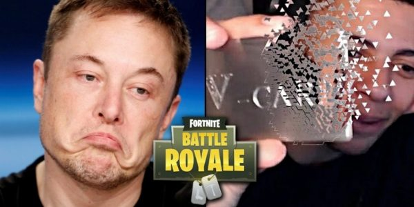 Elon Musk's tweet about the Fortnite deletion has gone viral