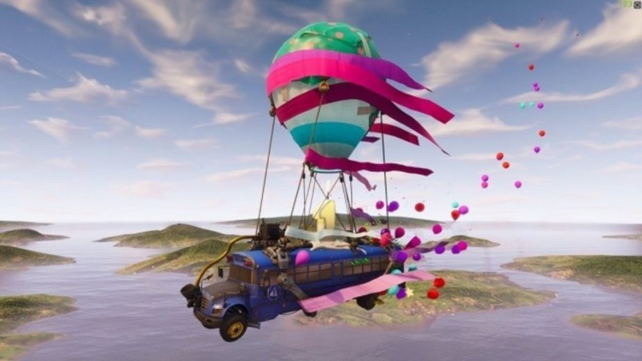 Fortnite battle bus has received several modifications since Fortnite's release