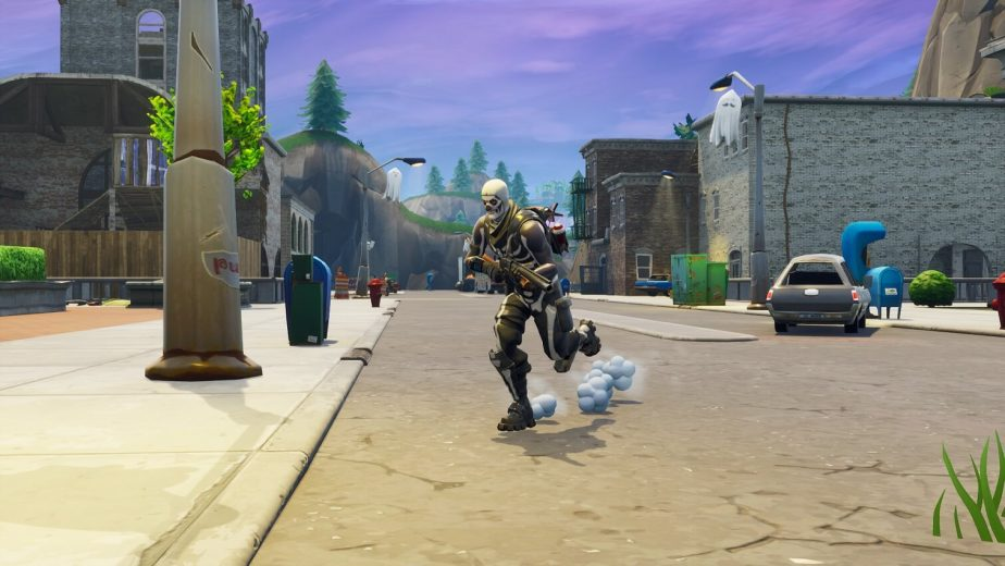 Skull Trooper has returned to Fortnite, but it seems that Epic Games will also release vampire skins