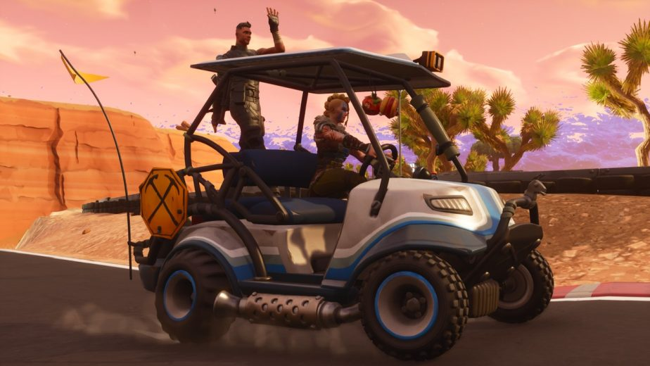 Data miners have found rideable animals in the Fortnite game data