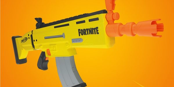 Scar Blaster is coming out in 2019