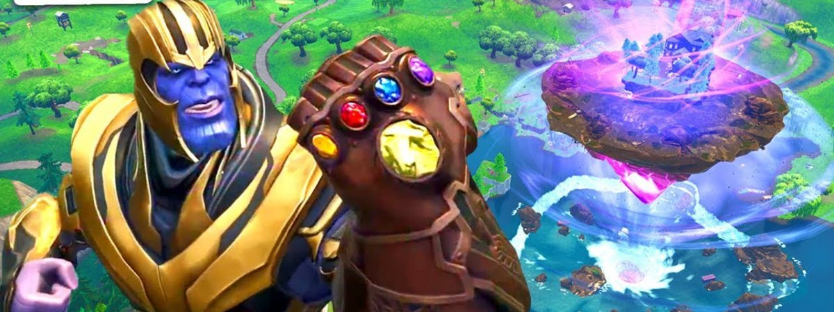 Thanos Could Soon Return To Fortnite Battle Royale