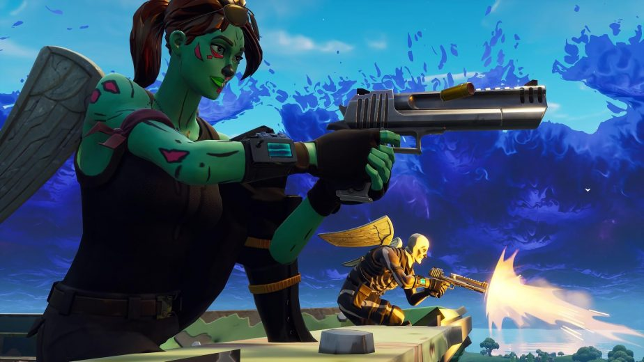 The first Fortnitemares event brought Ghoul Trooper and Skull Trooper to the store
