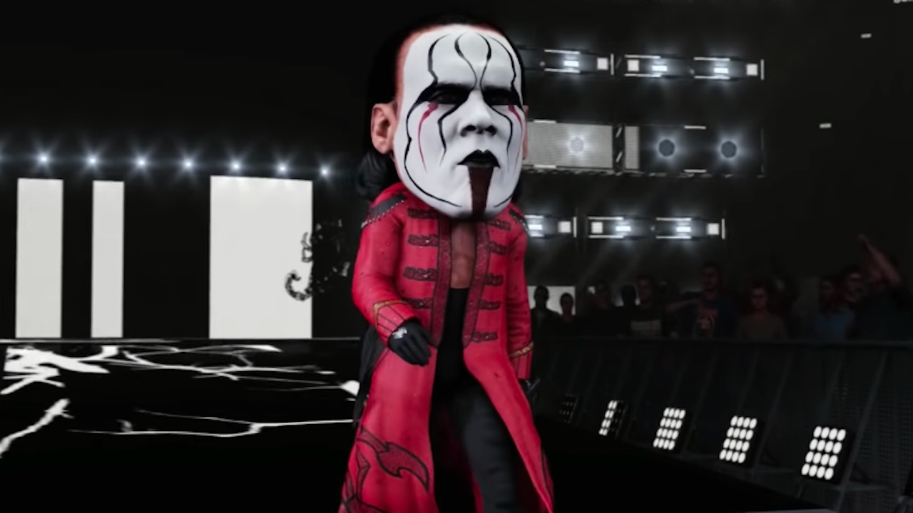 How To Get WWE 2K19 Big Head Mode To Use For PS4, Xbox One, & PC