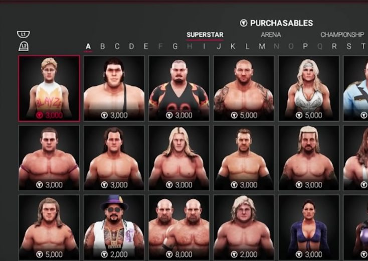 How to Unlock WWE 2K19 Unlockables For PS4 and Xbox One