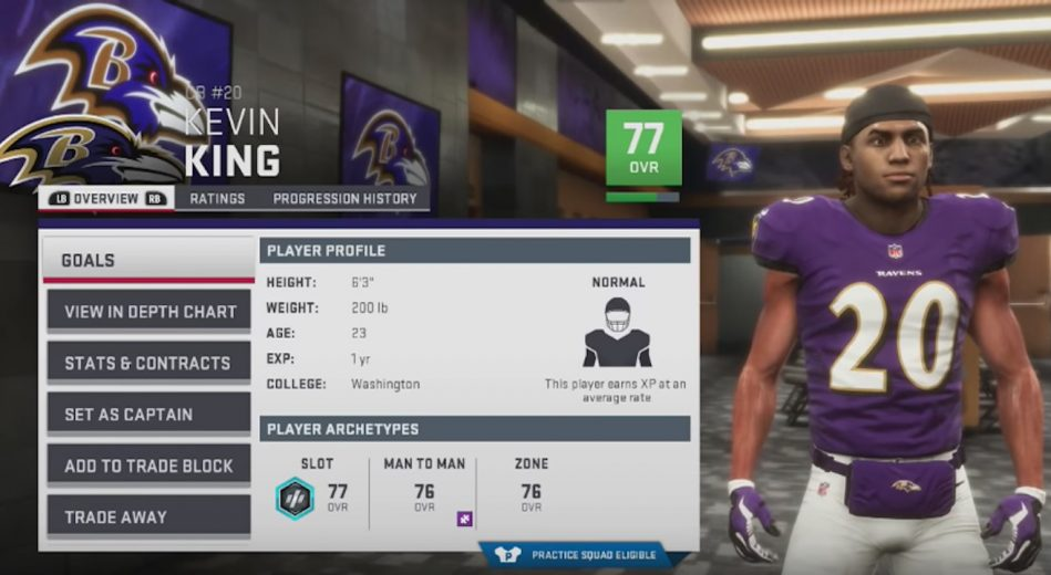 how to upgrade players madden 19
