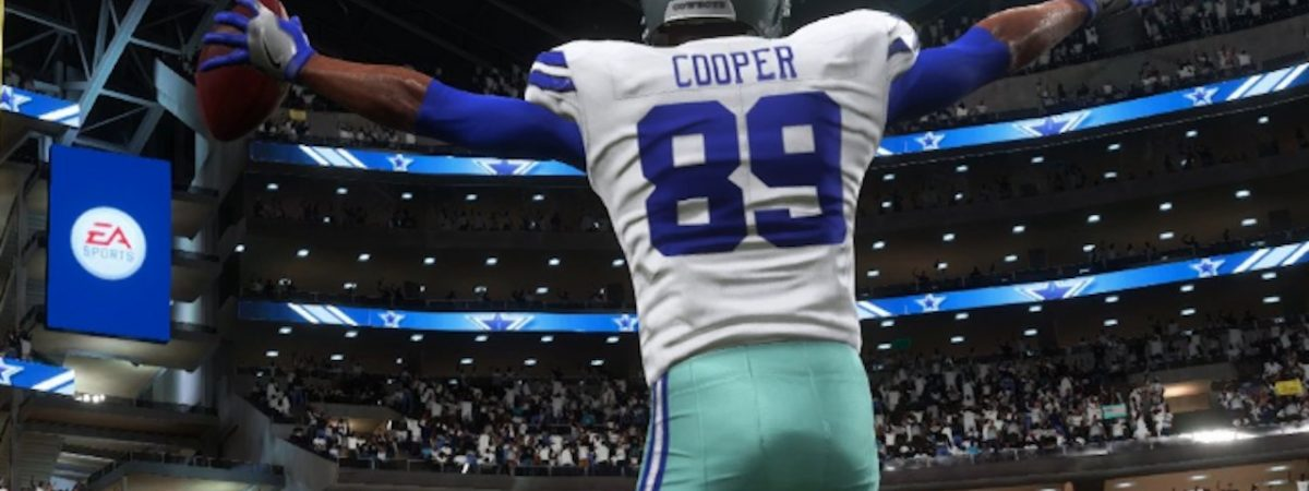 online store 0f6c5 1424a Madden 19 Trade Approved: Amari Cooper Traded to Cowboys ...