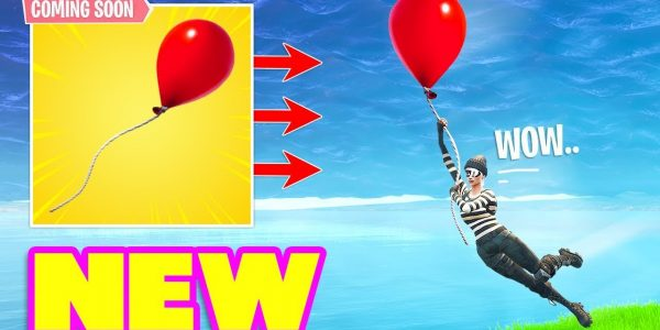 'Fortnite' Update Adds Balloons for a Fun New Way to Travel