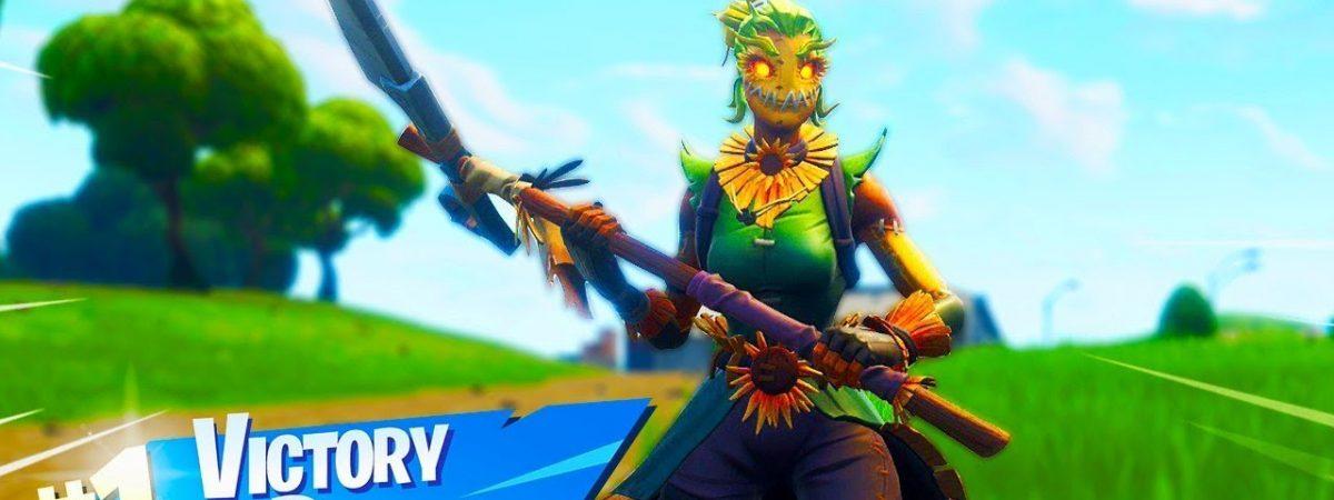 scarecrow skins