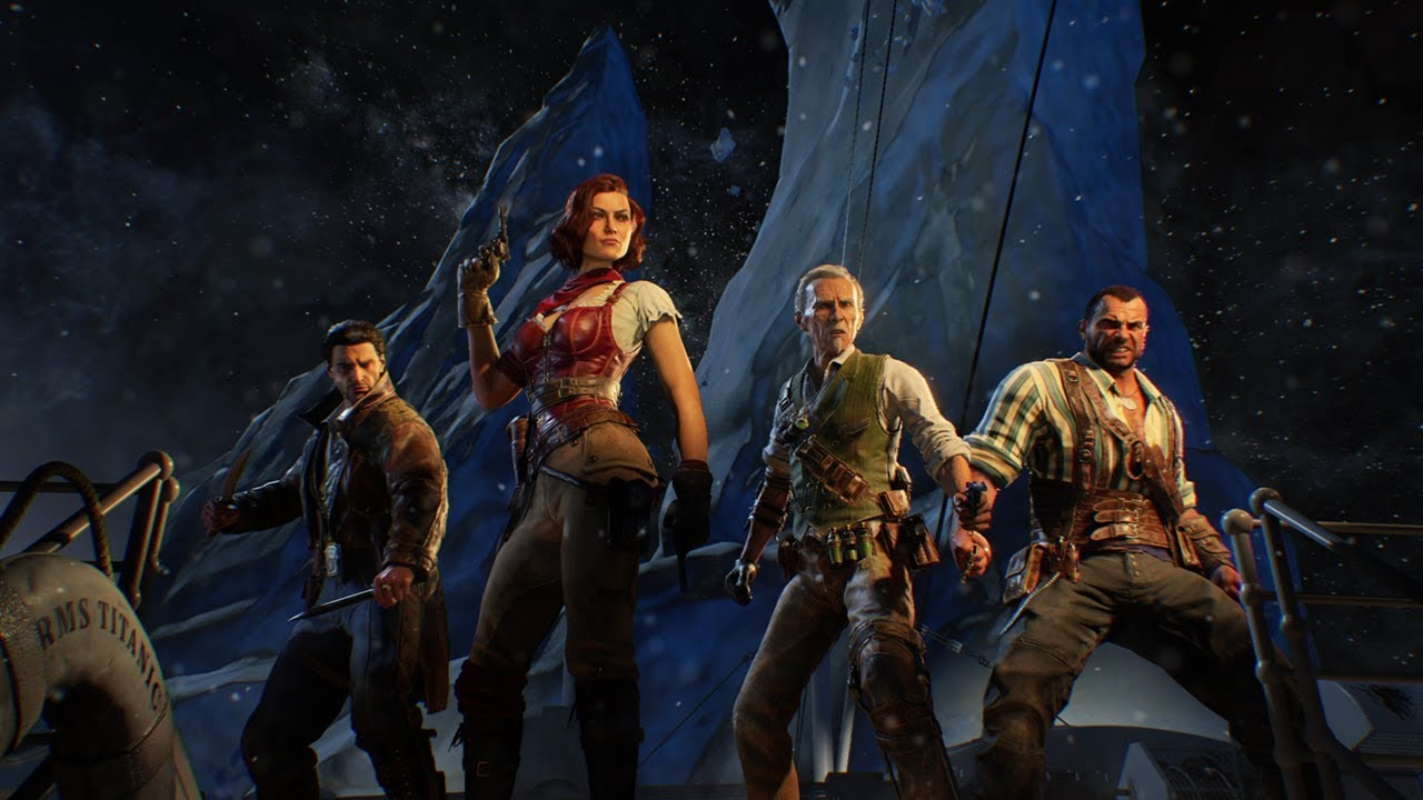 How To Unlock Call Of Duty Black Ops 4 Zombies Characters In Blackout