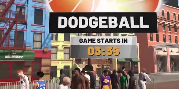 NBA 2K19 Dodgeball: How to Play Dodgeball Online, Controls, & Tips