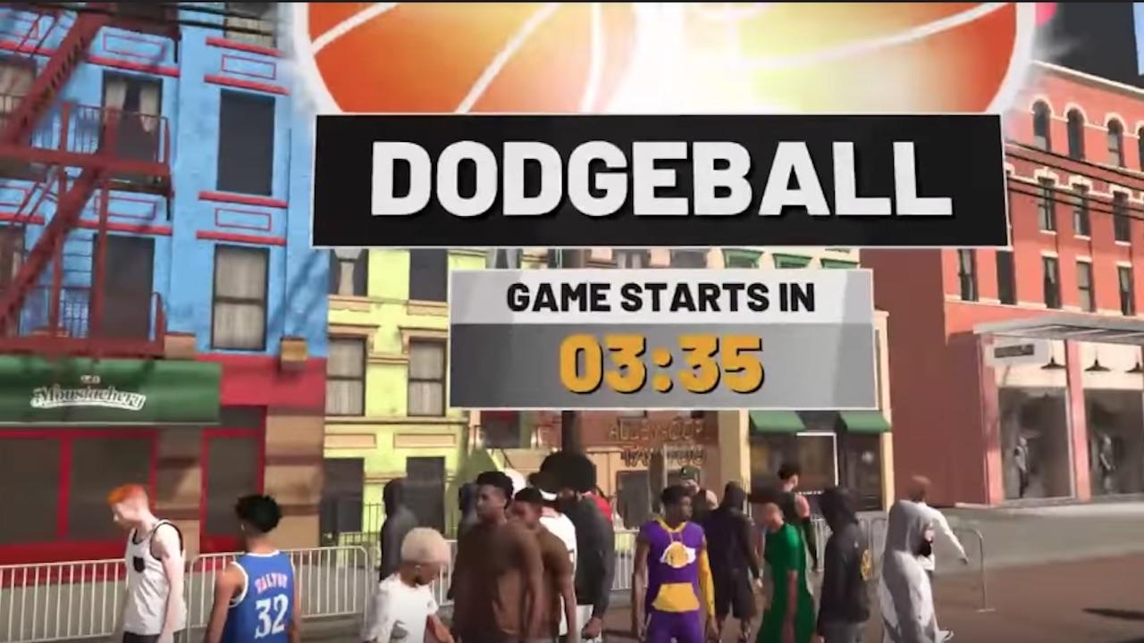 NBA 2K19 Dodgeball: How to Play Dodgeball Online, Controls
