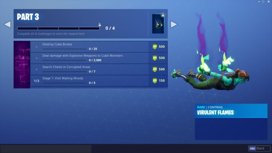 Fortnite has released the patch notes of Update 6.21