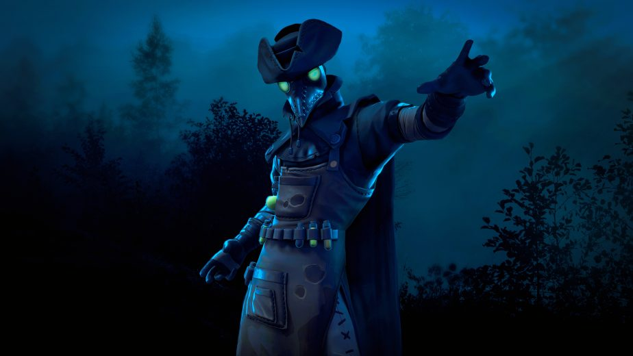 The first set of Fortnitemares challenges has four different tasks