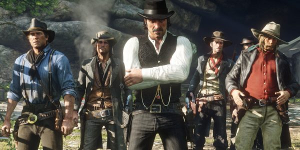 'Red Dead Redemption 2' Delivers Powerful Interactive Map to iOS, Android