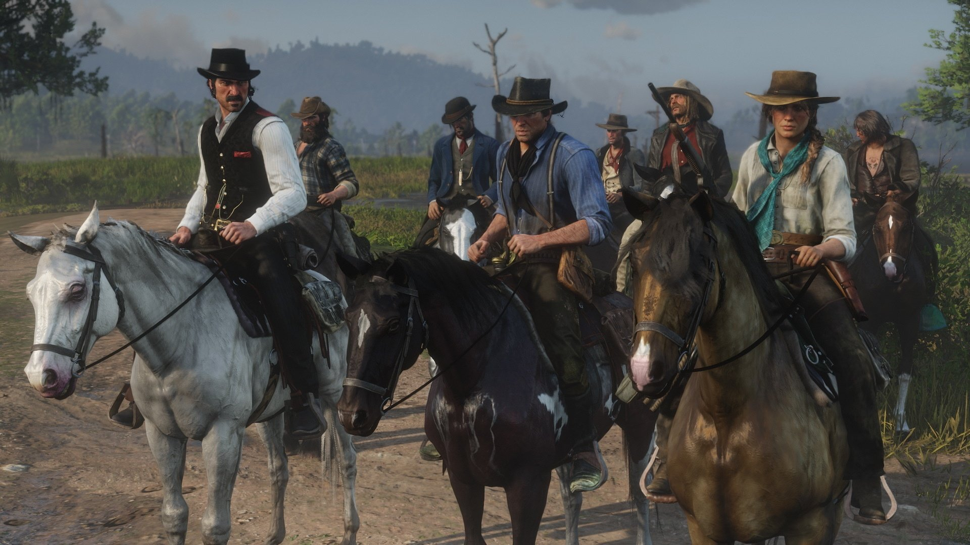 Red Dead Redemption 2 Arabian Horse Location Guide