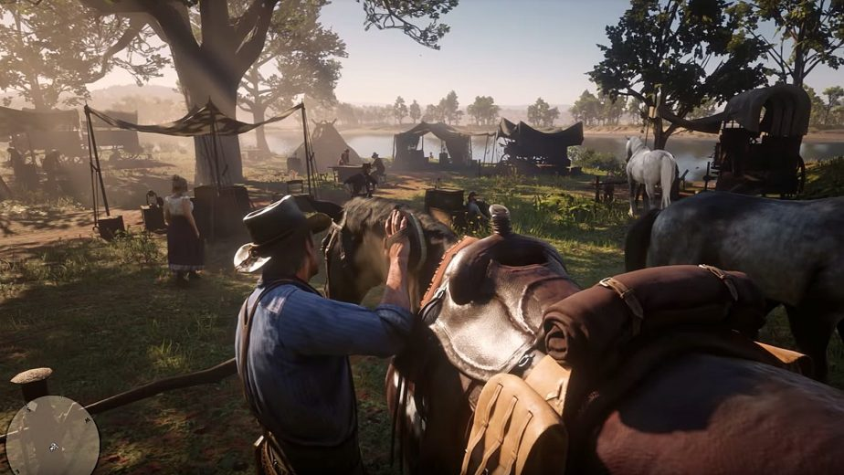 Red Dead Redemption 2 Where To Find The Best Horses In Rdr2
