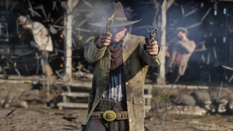 Could we soon be enjoying the Wild West action of RDR2 on Switch?