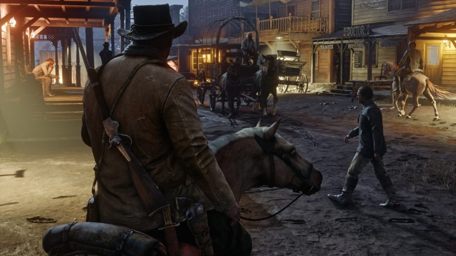 Red Dead Redemption 2 Companion App Hints At Eventual PC Port