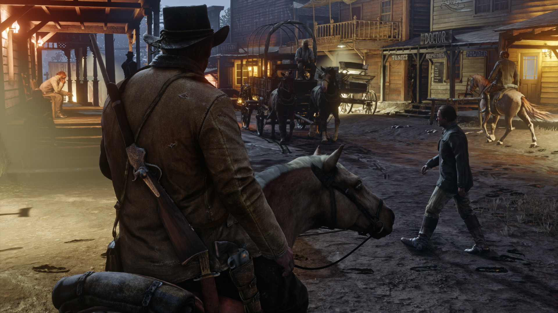 Red Dead Redemption 2 Trailer Reveals Timed Exclusive