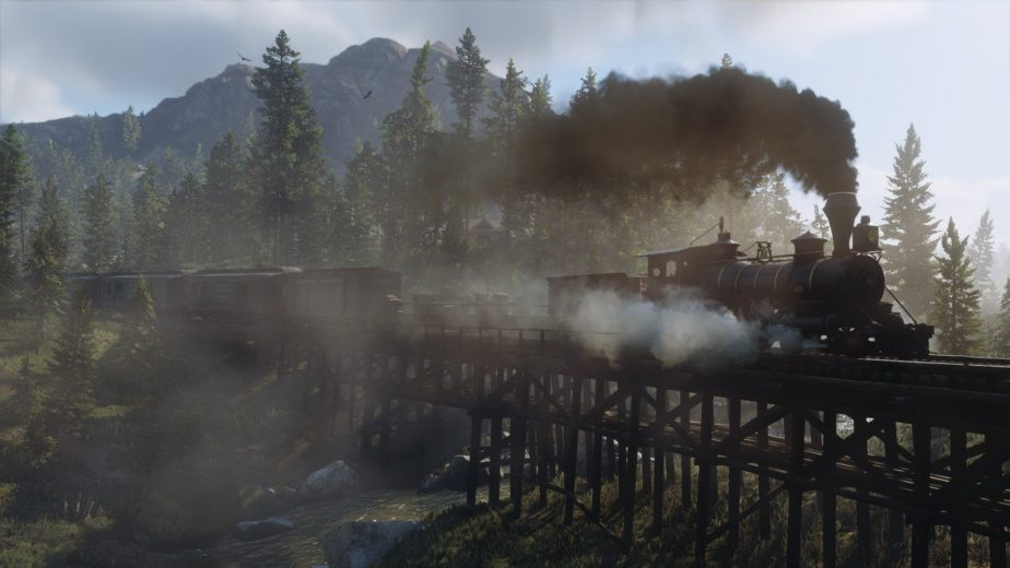 Red Dead Redemption 2: How to Perform Easy Train Robberies in RDR2