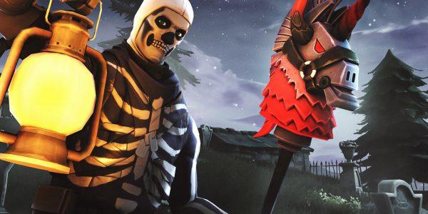 Skull Trooper variant