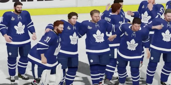 Toronto Maple Leafs announce Leafs Gaming Day 2018