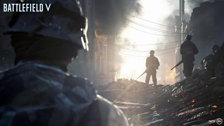 Battlefield 5 Boot Camp is an Online Information Resource Centre