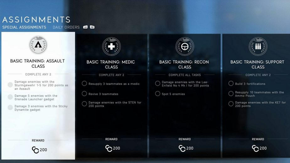 New Battlefield 5 Bug Freezes the Game When You Check a Menu