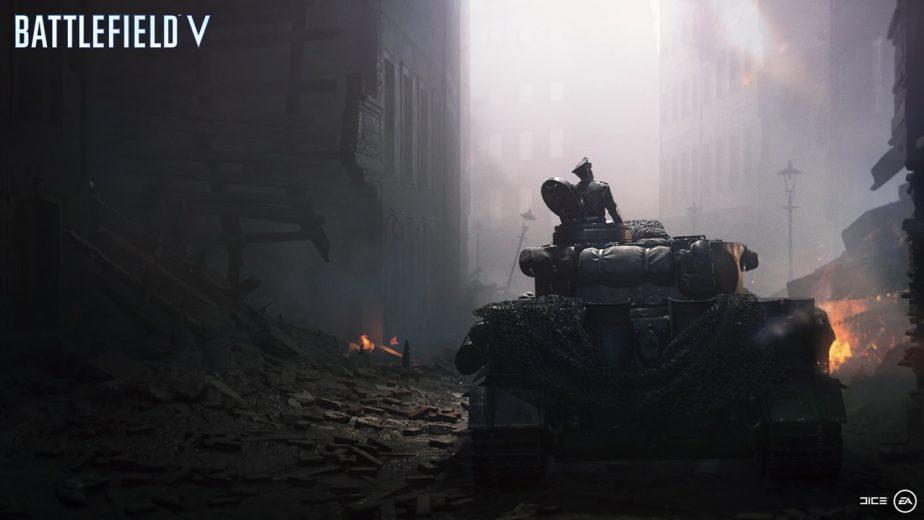 Battlefield 5 Panzerstorm Map Defines German Tank Theme for Tides of War