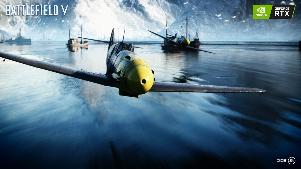 Ray Tracing Brings the Most Impressive Visuals to Battlefield 5