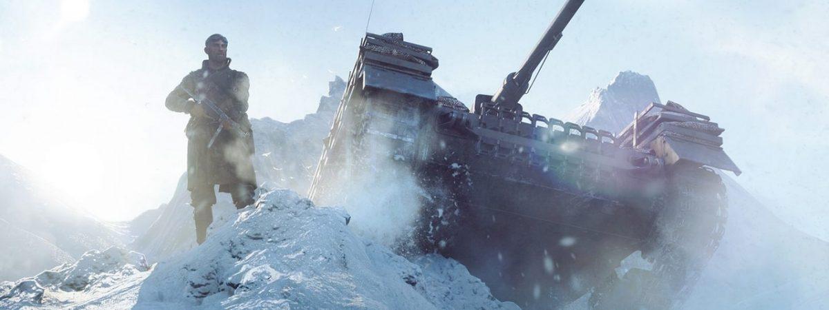 Battlefield 5 Release Five Days Away