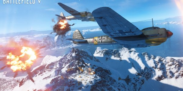 Battlefield 5 Update Adds Ray Tracing