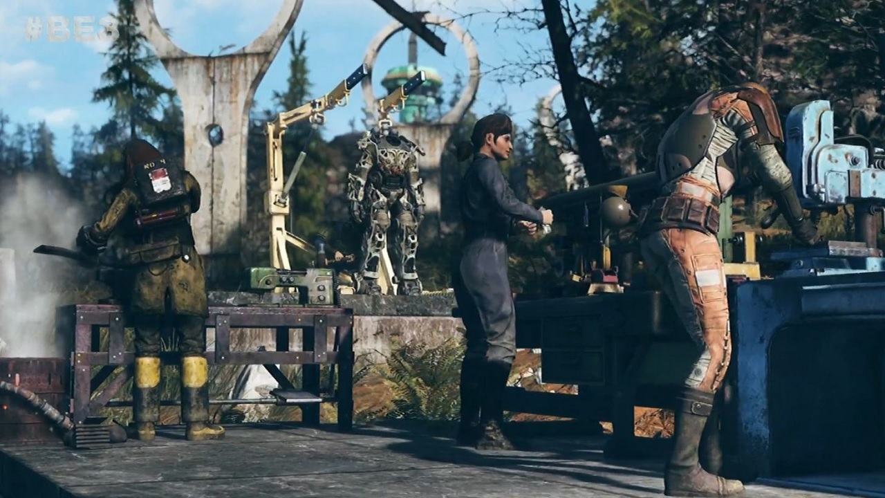 fallout  beta update patch notes show bug fixing