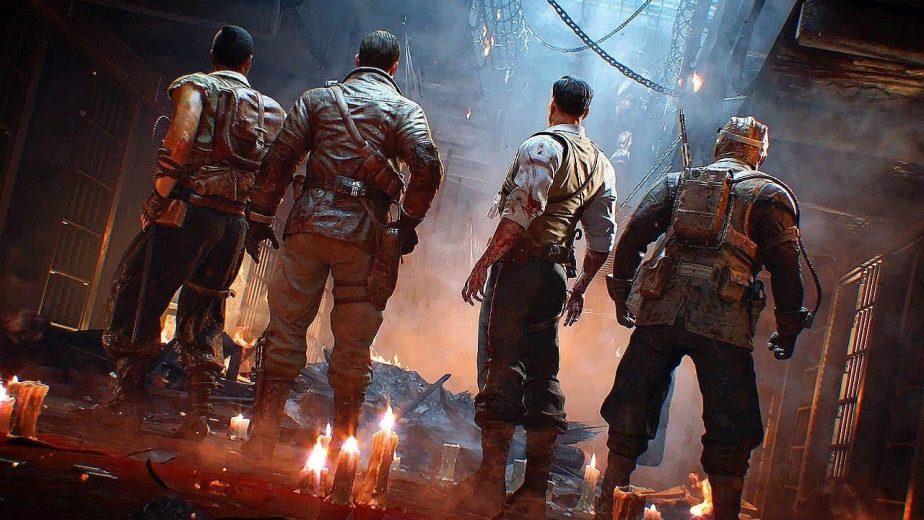 Black Ops 4 Woods