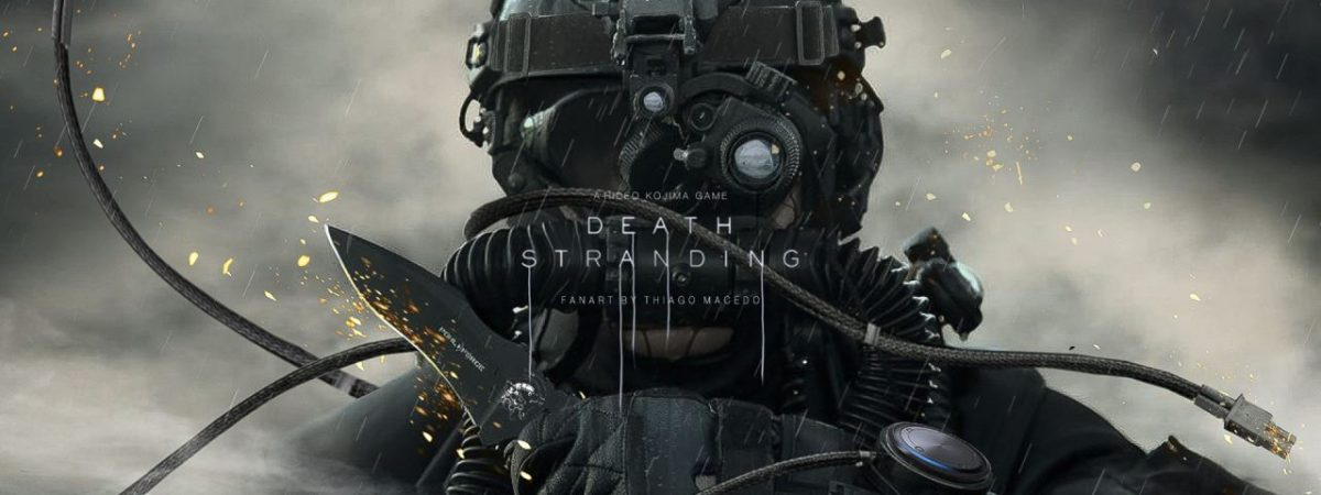 Death Stranding Release Date at TGA 2018?