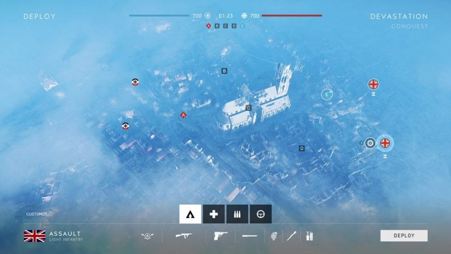 Devastation is One of the New Battlefield 5 Maps
